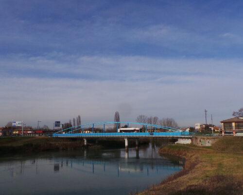 Ponte sul Bacchiglione Tencarola