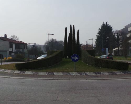 Accesso alla Città di Selvazzano Dentro da Padova